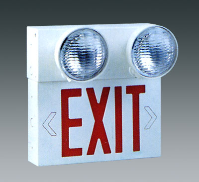 Exit light for Exterior emergency exit lights